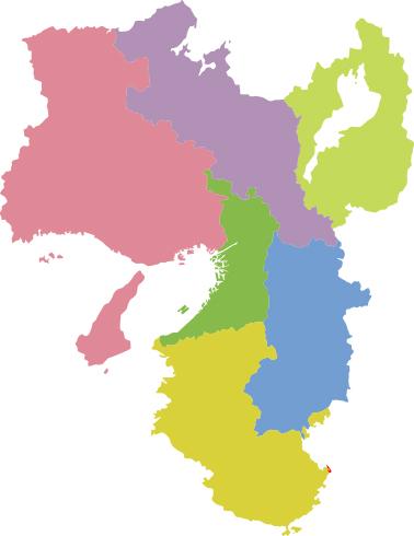 西日本7ヶ所
